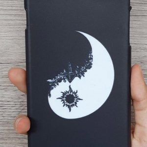 Casing-Handphone-Art-Moon-COPD329