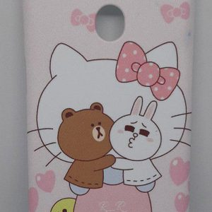 Casing-Handphone-Hello-Kitty-dan-Line-COPD641