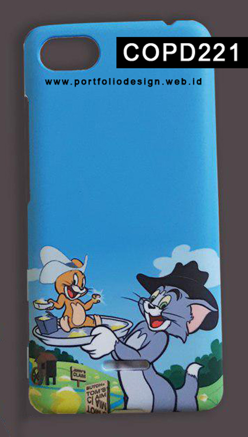 Casing-Handphone-Tom-and-Jerry-COPD221