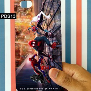 Casing HP karakter Spider-Man PDS13