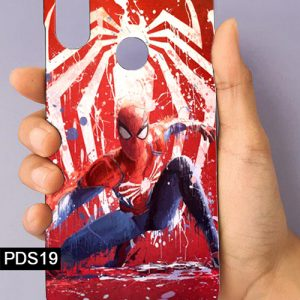 Desain hp motif Superhero Spiderman PDS19