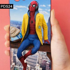 Desain hp motif Superhero Spiderman PDS24