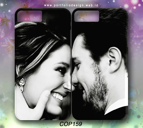 Casing Foto Couple Romantis COP159