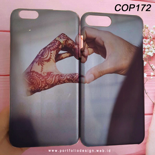 Casing Foto Couple Romantis COP172