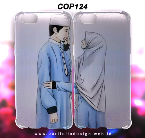 Casing Handphone Couple COP124