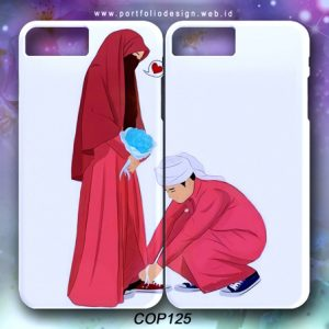 Casing Handphone Couple COP125
