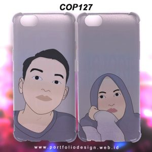 Casing Handphone Couple COP127