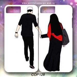 Casing Handphone Couple COP128