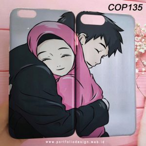 Casing Handphone Couple COP135