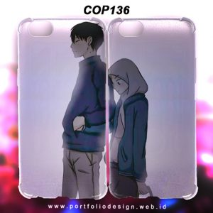 Casing Handphone Couple COP136
