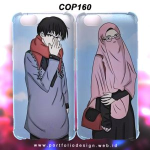 Casing Handphone Couple COP160