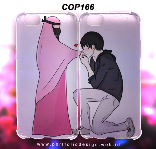 Casing Handphone Couple COP166