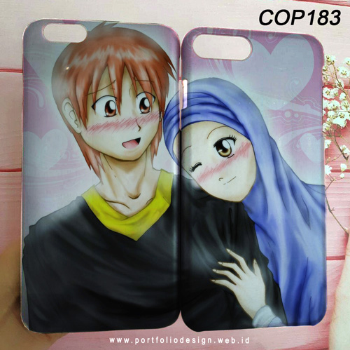 Casing Handphone Couple COP183