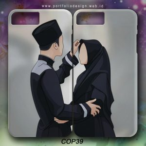 Casing Handphone Couple COP39