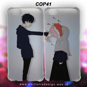 Casing Handphone Couple COP41