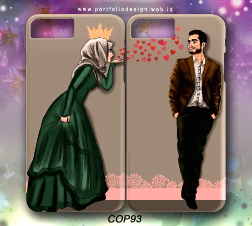 Casing Handphone Couple COP93