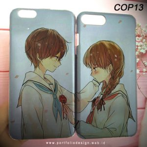 Couple Anime Romantis COP13