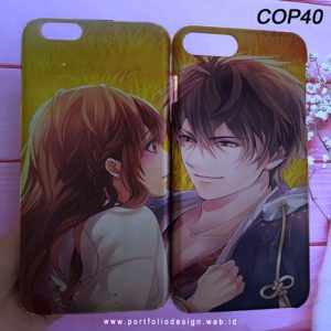 Couple Anime Romantis COP40A