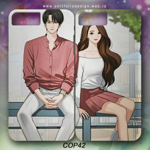 Couple Anime Romantis COP42