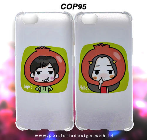 Desain Casing Couple Anime COP95