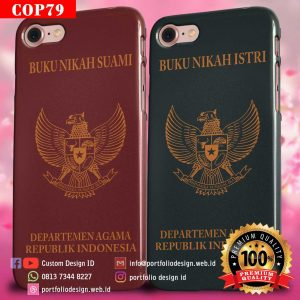 Casing Couple Romantis COP79 Terbaru