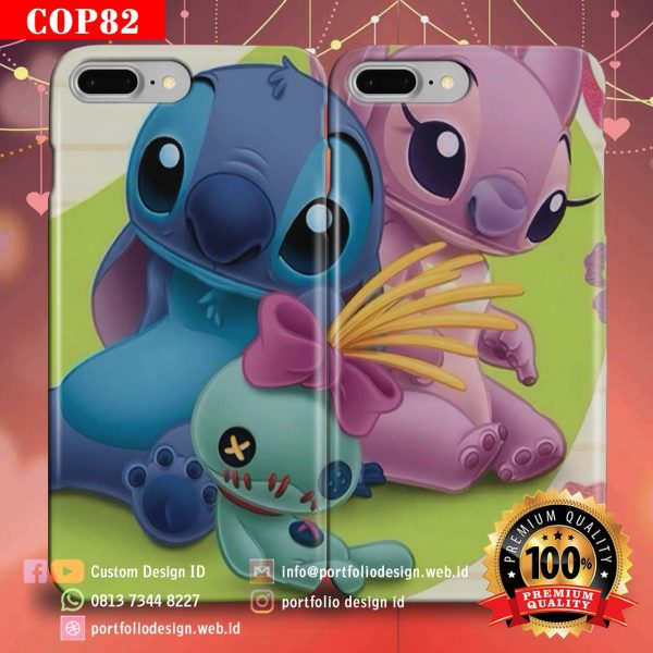 Casing Couple Romantis COP82 Terbaru