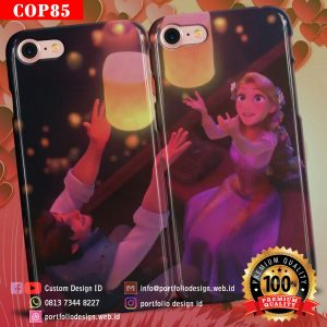 Casing Couple Romantis COP85 Terbaru