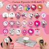 Custom desain popsocket hp karakter hello kitty part I