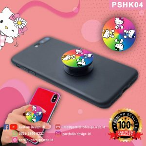 Pop socket hp karakter Hello Kitty PSHK04