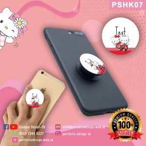 Popsocket hp karakter Hello Kitty PSHK07