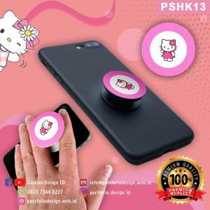 Jual Pop socket hp karakter Hello Kitty PSHK13