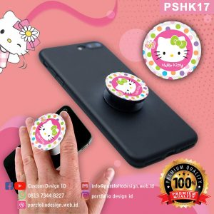 Pop socket hp karakter Hello Kitty PSHK17