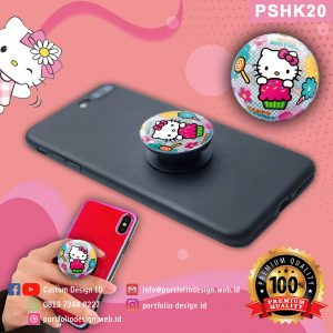 Pop socket hp karakter Hello Kitty PSHK20