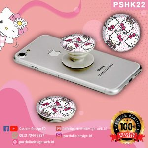 Popsocket hp karakter Hello Kitty PSHK22