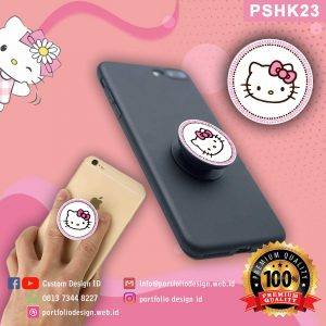 Popsocket hp karakter Hello Kitty PSHK23