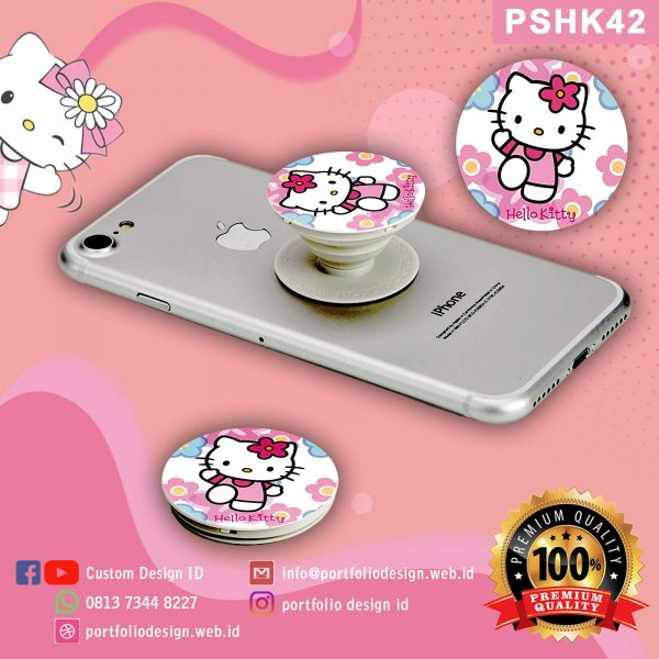 Popsocket hp karakter Hello Kitty PSHK42