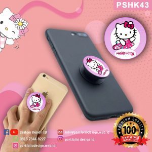 Popsocket hp karakter Hello Kitty PSHK43