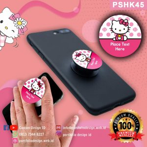 Popsocket hp karakter Hello Kitty PSHK45