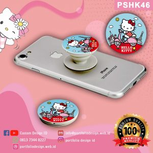 Popsocket hp karakter Hello Kitty PSHK46