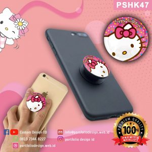 Popsocket hp karakter Hello Kitty PSHK47