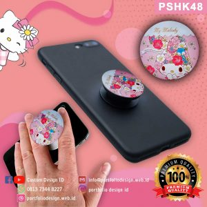 Popsocket hp karakter Hello Kitty PSHK48