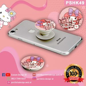 Popsocket hp karakter Hello Kitty PSHK49