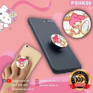 Popsocket hp karakter Hello Kitty PSHK50