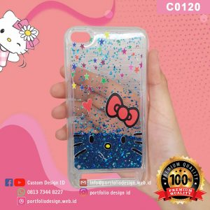 Casing hp hello kitty C0120