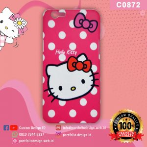 Casing hp hello kitty C0872