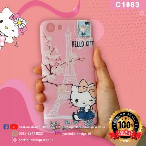 Gambar casing hello kitty C1083