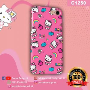 Gambar casing hello kitty C1250
