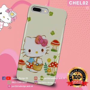 Casing hp karakter hello kitty CHEL02