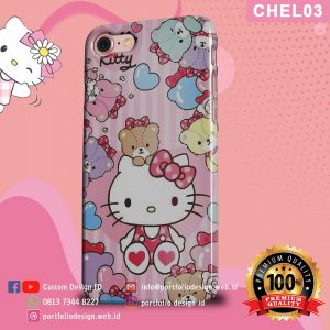 Casing hp hello kitty CHEL03