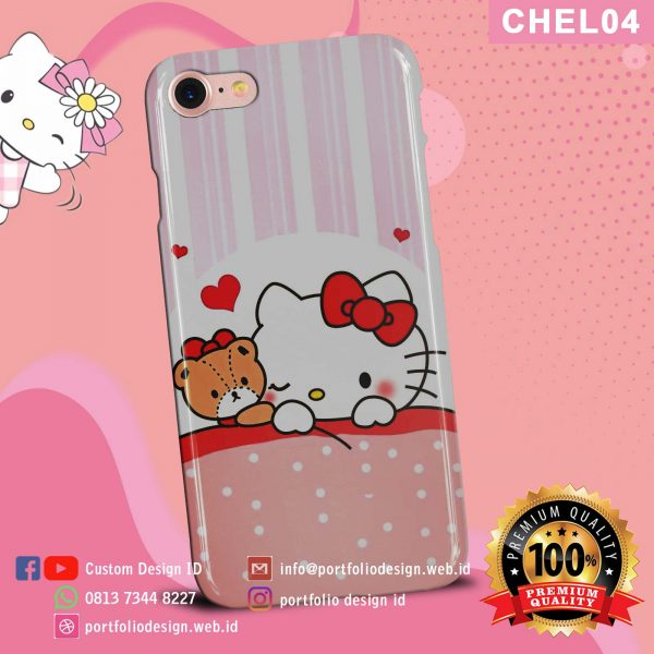 Casing hp karakter hello kitty CHEL04
